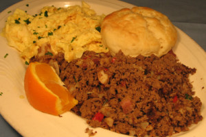 *Hungarian Hash and Eggs
