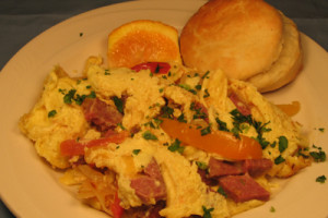 *Lesco and Eggs (Low Carb)